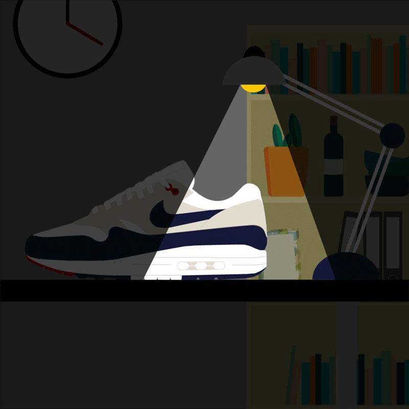 Nike animation